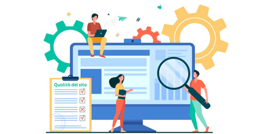 Come riconoscere un sito web di qualità?