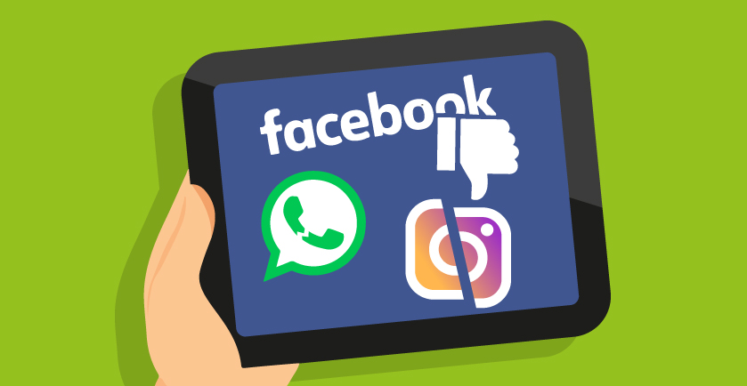 Social Down Zuckerberg